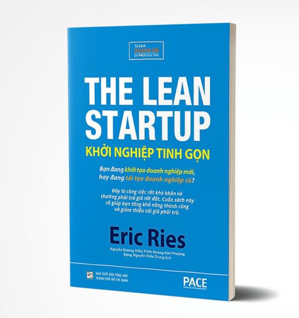 Tủ Sách CEO - Sách Khởi Nghiệp Tinh Gọn
