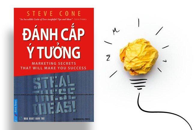 Tủ Sách CEO - Đánh Cắp Ý Tưởng