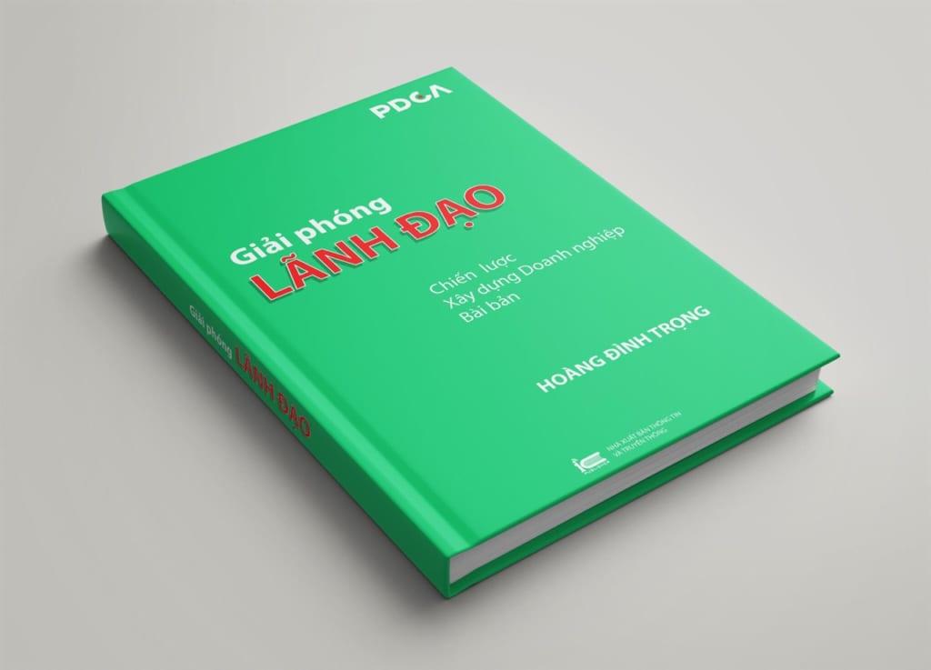 Cuốn sách Giải phóng lãnh đạo dạy bạn phong cách lãnh đạo phù hợp nhất