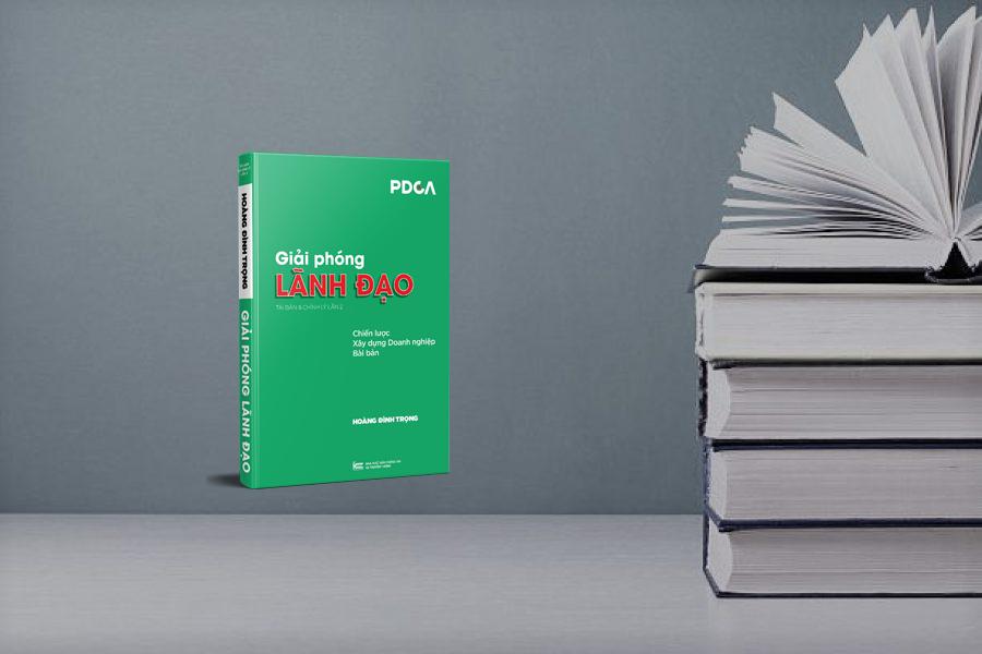 """Câu chuyện xây dựng doanh nghiệp thành công nhờ cuốn sách """"Giải Phóng Lãnh Đạo"""""""