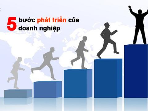 5 giai đoạn phát triển của doanh nghiệp: Đâu là bí quyết để doanh nghiệp trụ vững trên đỉnh cao