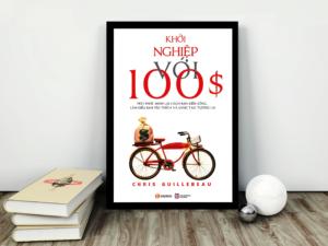Review sách Khởi Nghiệp Với 100 Đô