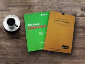 Combo Sách Giải Phóng Lãnh Đạo + Sổ Tay Gotino