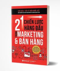 Tủ Sách CEO - 21 Chiến Lược Hàng Đầu Trong Marketing Và Bán Hàng