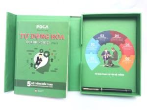 Sách tự động hóa doanh nghiệp - PDCA