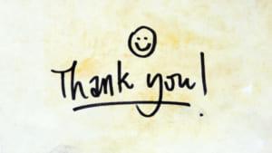 Tủ Sách CEO - Cảm ơn