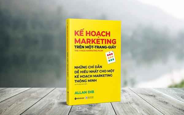 Tủ Sách CEO - Kế Hoạch Marketing Trên Một Trang Giấy