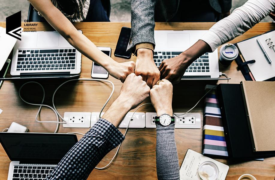 Ứng dụng thực tế từ bộ quà tăng cách làm việc nhóm