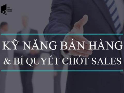 Tủ Sách CEO – Bộ Quà Tặng Kỹ Năng Bán Hàng Chuyên Nghiệp