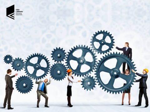 Tủ Sách CEO – Bộ quà tặng Cách Làm Việc Nhóm Hiệu Quả