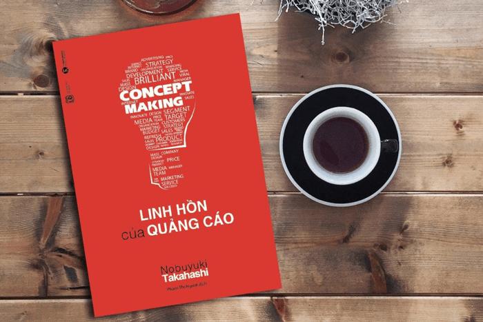 Tủ Sách CEO - Sách Linh Hồn Của Quảng Cáo