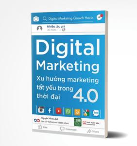 Tủ Sách CEO - Sách Xu Hướng Marketing Tất Yếu Trong Thời Đại 4.0
