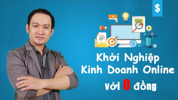 Tủ Sách CEO - Khóa học Khởi Nghiệp Kinh Doanh Online Với Số Vốn 0 Đồng