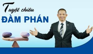 Tủ Sách CEO - Khóa học Tuyệt Chiêu Đàm Phán