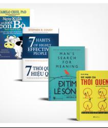 Tủ Sách CEO - Bộ Sách Phát Triển Bản Thân