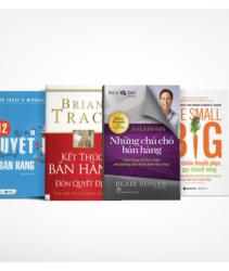 Tủ Sách CEO - Combo Sách Bán Hàng Tuyệt Đỉnh