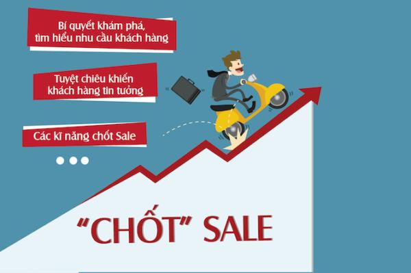 Tủ Sách CEO - Khóa học 69 Tuyệt Chiêu Chốt Sale Trực Tiếp