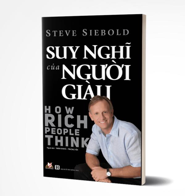 Tủ Sách CEO - Sách Suy Nghĩ Của Người Giàu