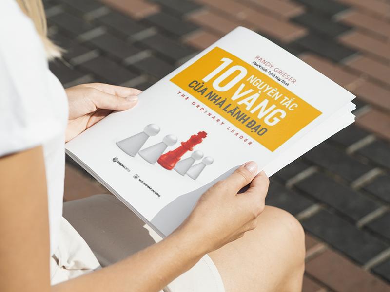 10 nguyên tắc vàng cho nhà lãnh đạo