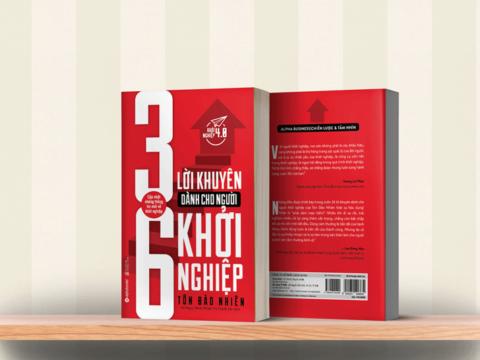 Review Sách 36 Lời Khuyên Dành Cho Người Khởi Nghiệp