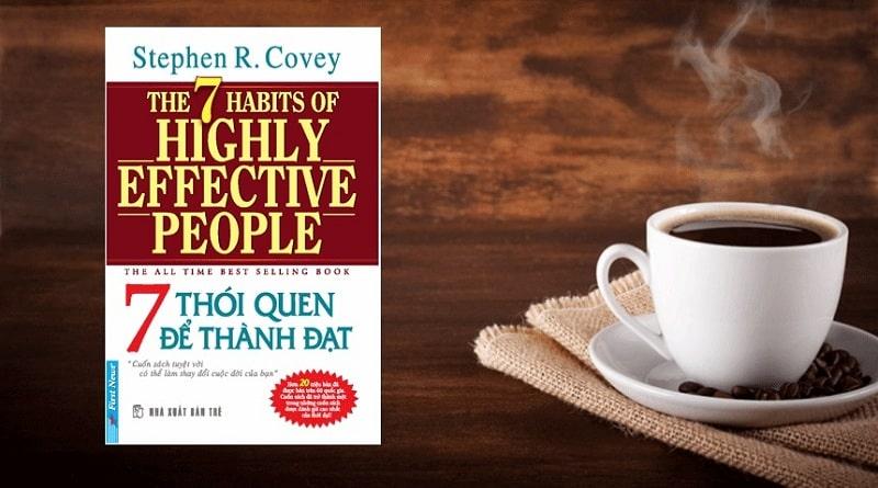 Sách bảy thói quen để thành đạt