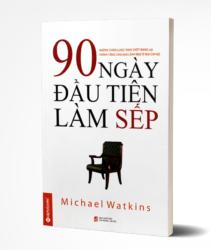 Mua sách 90 ngày đầu tiên làm Sếp