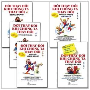 Tủ Sách CEO - Sách Đời Thay Đổi Khi Chúng Ta Thay Đổi ( Bộ 5 tập)