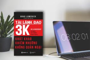 Cuốn sách Tài lãnh đạo 3K