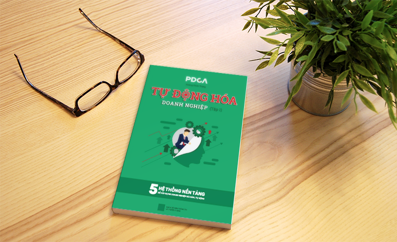 Sách tự động hóa doanh nghiệp