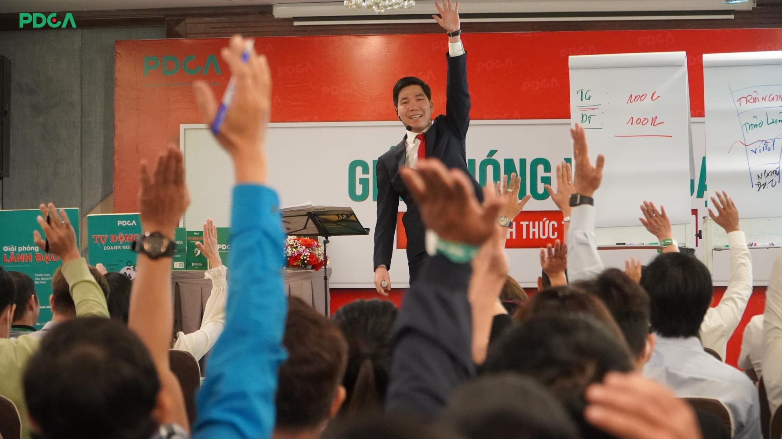 khóa học giải phóng lãnh đạo banner 3
