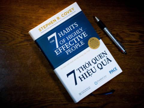 Review Sách – 7 Thói Quen Hiệu Quả